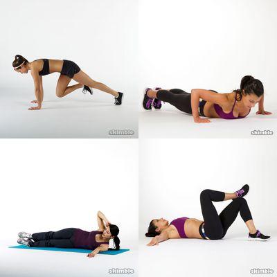 amandas workouts