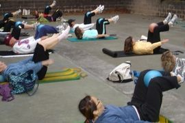 Pilates Cardiocamp, California, United States