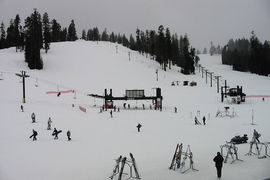 Badger Pass Ski Area, California, United States