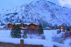 Squaw Valley Ski Resort, California, United States