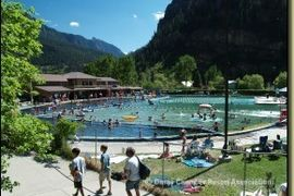 Ouray Hot Springs Pool & Fitness Center, Colorado, United States