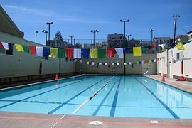 Mission Pool, San Francisco, California, United States