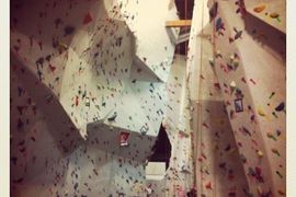 The Studio Climbing Gym, California, United States