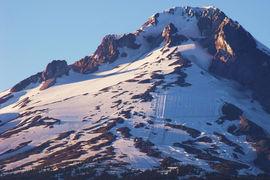 Timberline Lodge ski area, Oregon, United States