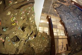SMU Climbing Center, Texas, United States