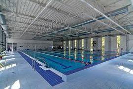 Bratislava, Indoor Pool at Mokrohajska, Slovakia