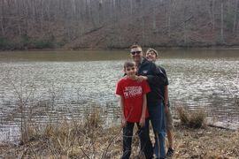 Mott's Run Reservoir, Virginia, United States