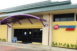 24 Hour Fitness: Hawaii Kai, Hawaii, United States