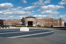 SMU: Dedman Center, Texas, United States