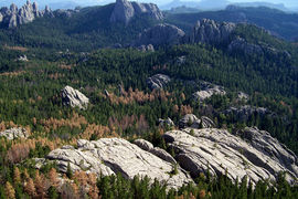 Harney Peak, South Dakota, United States