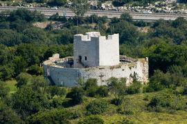 Rocca di Monfalcone, Italy