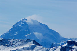 Cerro Aconcagua, Argentina