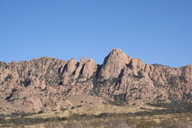 Chochis Stronghold, Arizona, United States