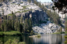 Eagle Lake Cliff, California, United States