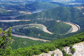 Ovčarsko-kablarska klisura, Serbia and Montenegro