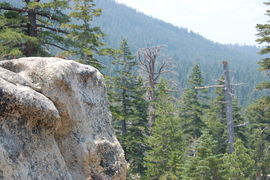 Bliss Boulders, Lake Tahoe, California, United States