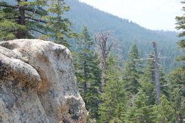 Bliss Boulders, Lake Tahoe, California, United States