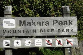Makara Park, New Zealand