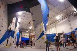 Junction Climbing Centre, Canada