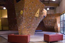 Signal Hill Rock Gym, California, United States