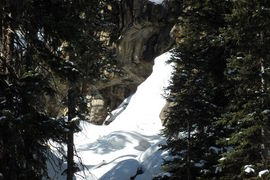 Ouzel Falls, Rocky Mountain Natl Park, Colorado, United States