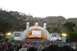 Hollywood Bowl, California, United States