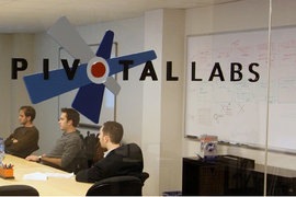 Pivotal Labs, California, United States
