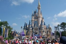 Disney World, Florida, United States