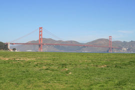 Crissy Fields, San Francisco, California, United States