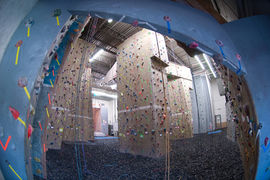Boston Rock Gym, Massachusetts, United States