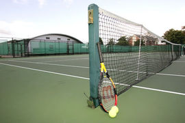 J.P. Murphy Tennis Courts, California, United States