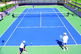 Libertyville Tennis & Fitness Club, Idaho, United States