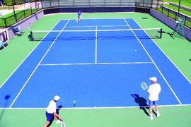 Los Gatos Swim and Racquet Club, California, United States