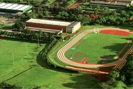 Gymnasium João Santana, Brazil