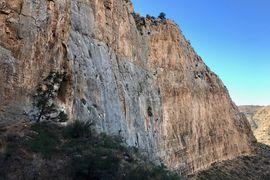Lime Kiln Canyon, Arizona, United States