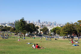 Dolores Park, California, United States