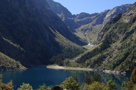 Lac Lauvitel, France