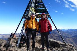 Trekking Jebel Toubkal 4167m, Morocco