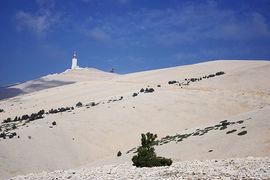 montée du ventoux, France