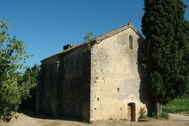 Castillon Du Gard, France