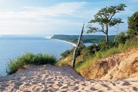 Sleeping Bear Dunes National Lakeshore, Michigan, United States