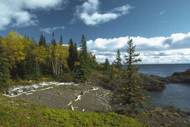 Isle Royale National Park, Michigan, United States