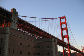 Fort Point National Historic Site, California, United States