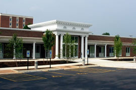 Longwood University Health and Fitness Center, Virginia, United States