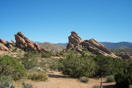 Vasquez Rocks, California, United States