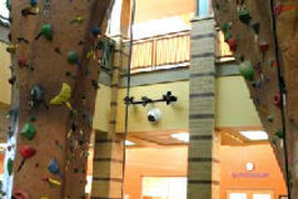 Broomfield Recreation Center Climbing Wall, Colorado, United States