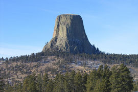 Devils Tower National Monument, Wyoming, United States