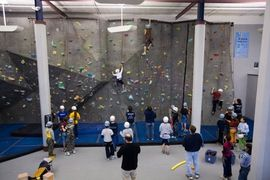 M ROCK Climbing Wall, Michigan, United States