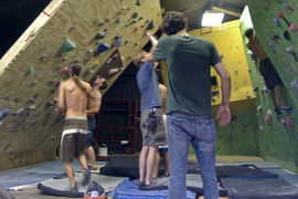 Akron Bouldering Gym, Ohio, United States