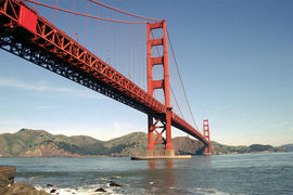 Golden Gate Bridge, California, United States